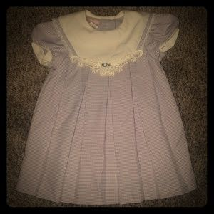 GORGEOUS VINTAGE TODDLER DRESS